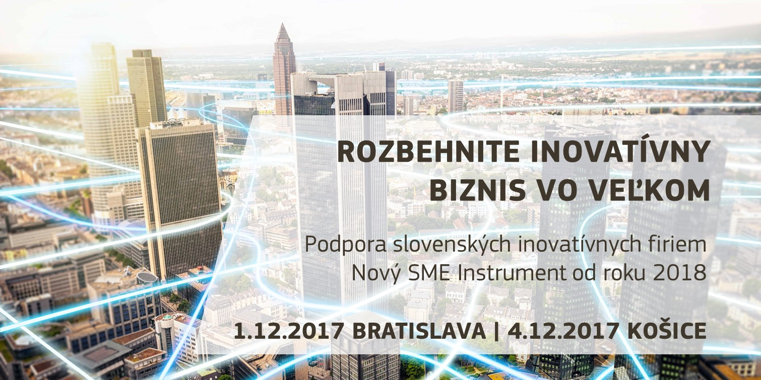Tenderio Bratislava SMEInst